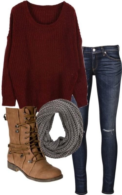 winter  warm comfy clothes  bysandrapedersen