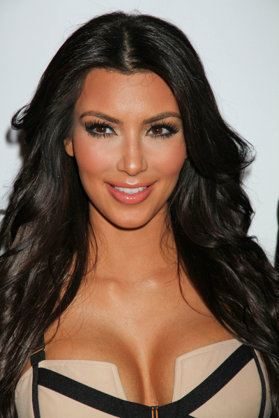 My Favorite Kim Kardashian Hairstyles Bysandrapedersen