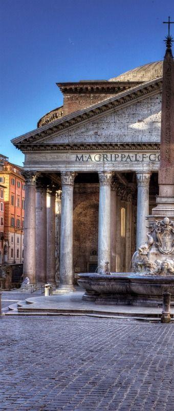 Pantheon, my old neighborhood...