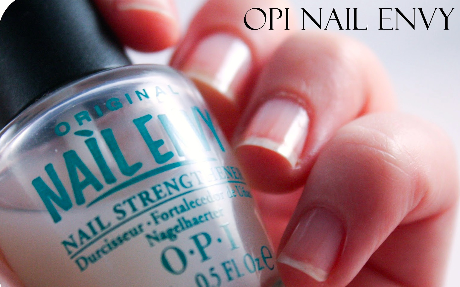 How to get stronger nails | BysandraPedersen