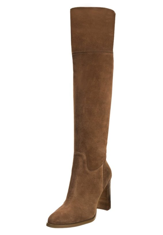 Perfect over-knees boots